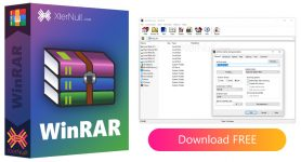 WinRAR 6.0 Final + Portable