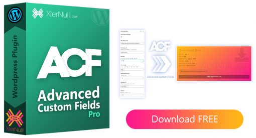 Advanced Custom Fields Pro v5.8.12 Plugin (ACF Pro) [Nulled]