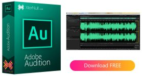 Adobe Audition 2020 + Portable