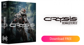 Crysis Remastered [Cracked] + All Updates