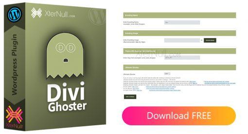 Divi Ghoster Plugin v5.0.6 (White Label) [Nulled]