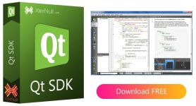 Qt (SDK) Windows/Linux/MacOS