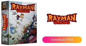 Rayman Origins [Cracked] + All Updates