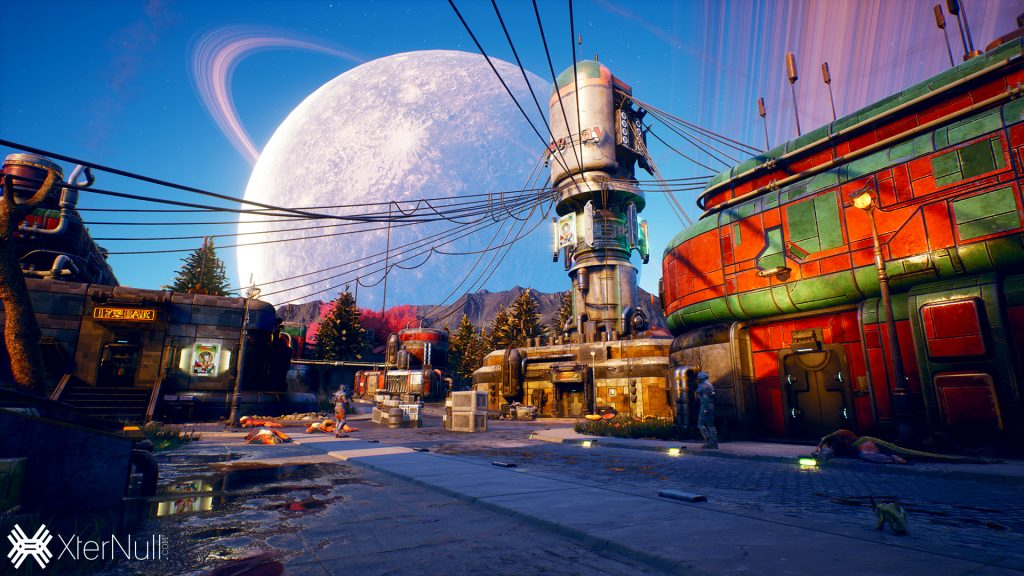 The Outer Worlds [Cracked] + All DLCs