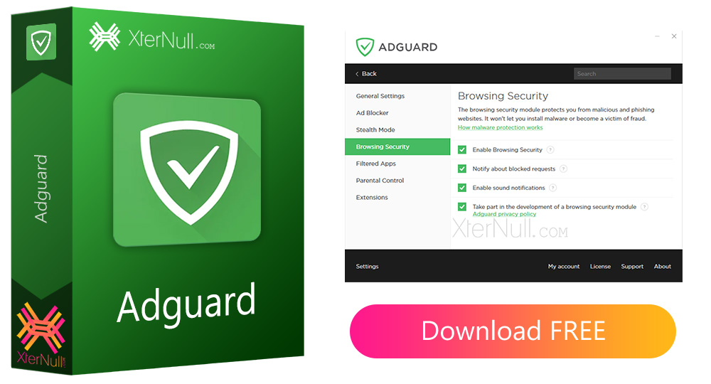 Adguard Premium Windows/MacOS
