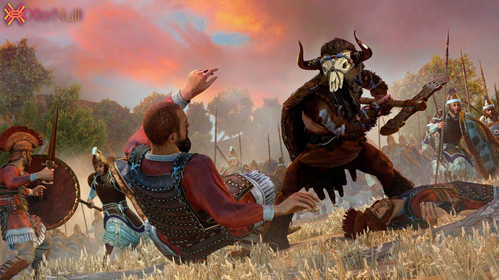 A Total War Saga Troy [Cracked] + Amazons DLC