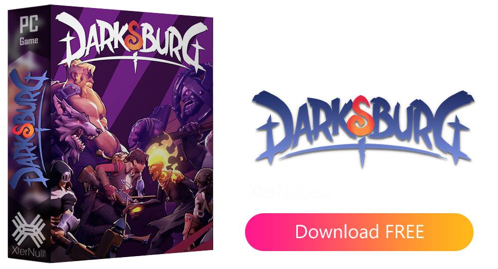 Darksburg [Cracked] Repack + Crack Only