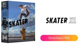Skater XL [Cracked] + Crack Only + All DLCs