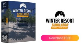 Winter Resort Simulator: Season 2 [Cracked] + All DLCs