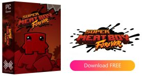 Super Meat Boy Forever [Cracked] + Crack Only + All DLCs