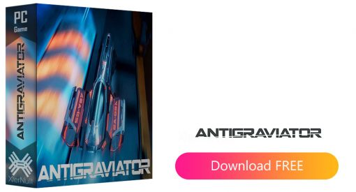Antigraviator [Cracked] (FitGirl Repack) + Crack Only