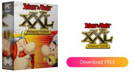 Asterix and Obelix XXL Romastered [Cracked] (FitGirl Repack)