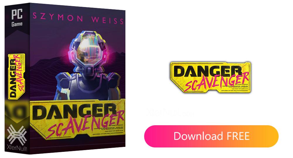 Danger Scavenger [Cracked] (GoG Repack) + Crack Only