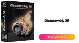Disassembly 3D [Cracked] (DARKSiDERS Repack)