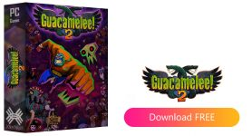 Guacamelee! 2 [Cracked] (FitGirl Repack) + Crack Only