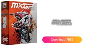 MXGP 2020 The Official Motocross Videogame [Cracked] + Crack Only