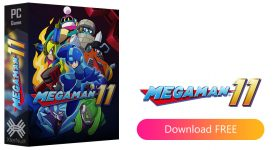 Mega Man 11 [Cracked] (Core Pack)