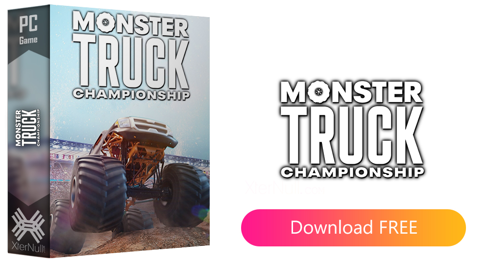 Monster Truck Championship [Cracked] + All DLCs + Crack Only