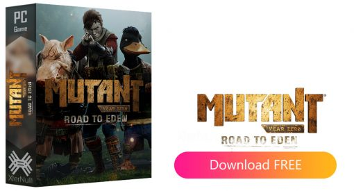 Mutant Year Zero: Road to Eden [Cracked] + (Fan Edition Content)