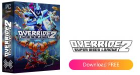 Override 2: Super Mech League [Cracked] + ULTRAMAN DLCs