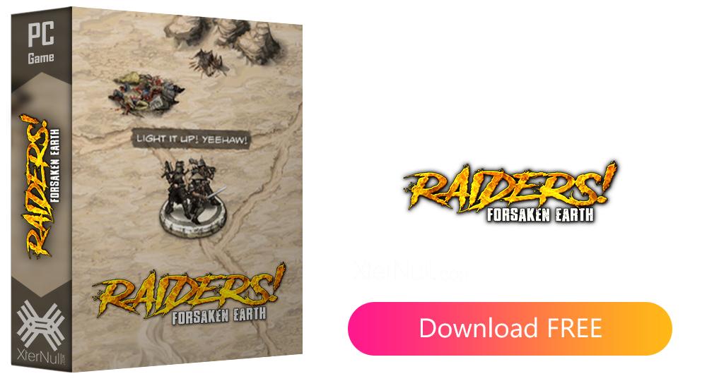 Raiders! Forsaken Earth [Cracked] (GOG Repack)