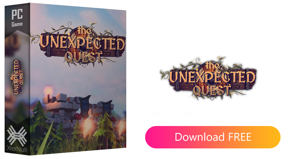 The Unexpected Quest [Cracked] (DARKZER0 Repack)