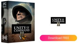 Unity of Command II Blitzkrieg [Cracked] + BLITZKRIEG DLC + Crack Only