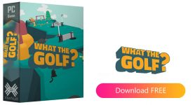 What the Golf [Cracked] (SIMPLEX Version )