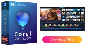 Corel VideoStudio Ultimate 2021 +Crack