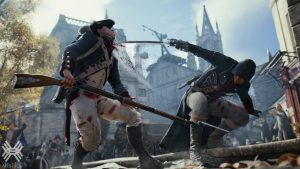 Assassin's Creed Unity Cracked