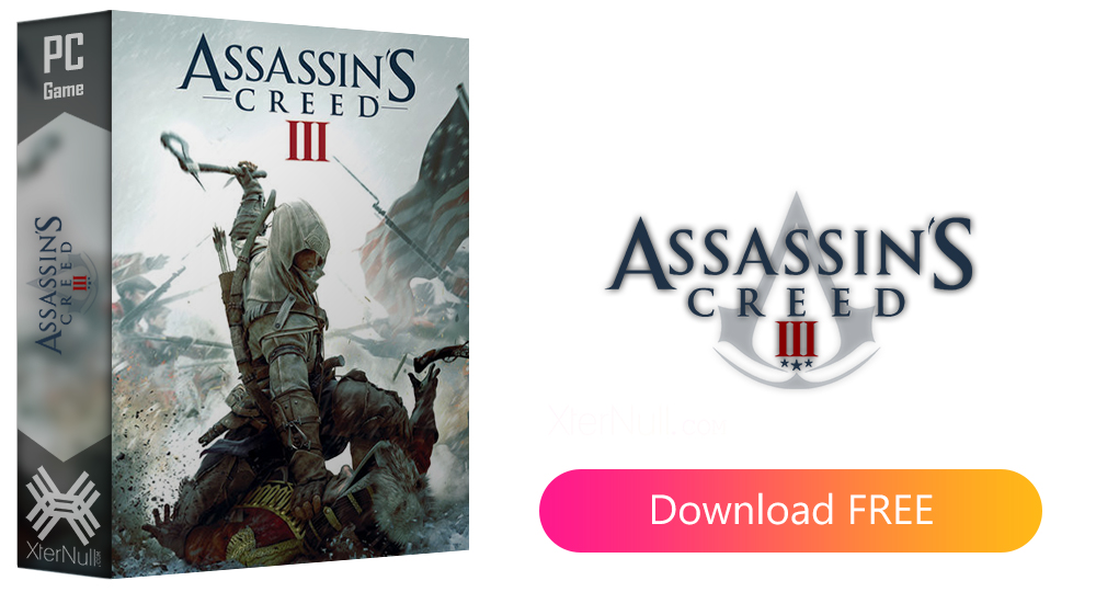 Assassins Creed III [Cracked] (DODI Repack) + All DLCs