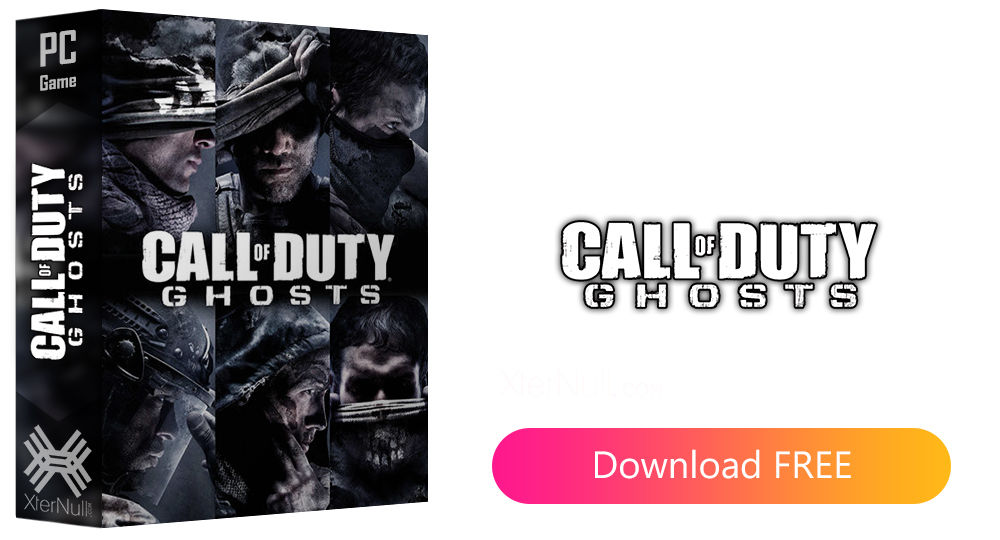 Call of Duty Ghosts [Cracked] + All DLCs + Crack Only