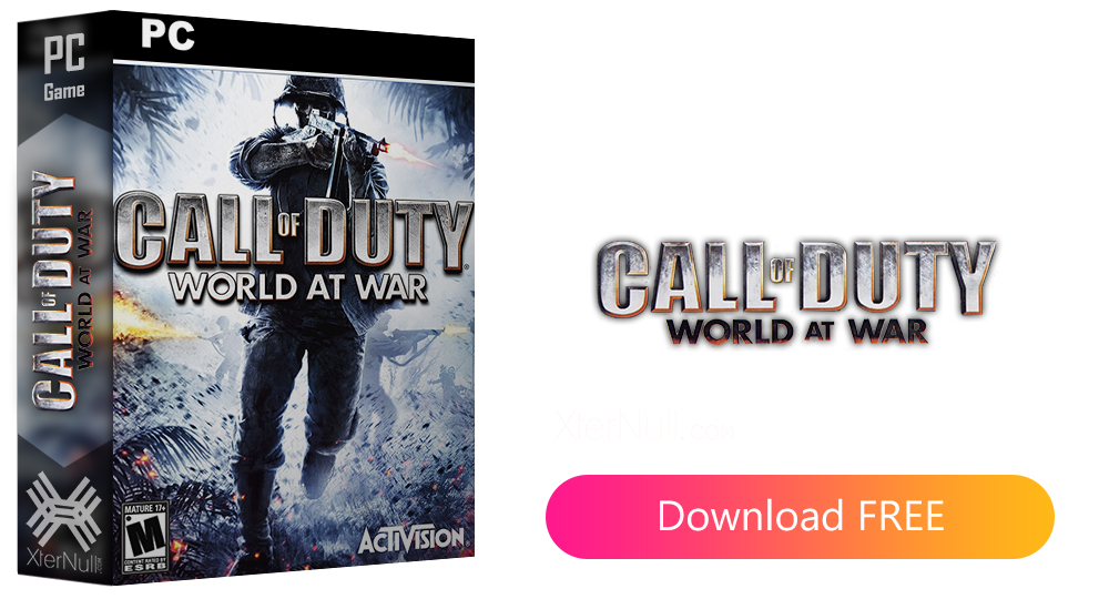 Call of Duty World at War [Cracked] (RELOADED Repack)