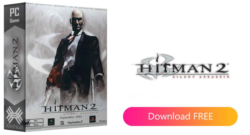 Hitman 2 Silent Assassin [Cracked] (GoG Repack)