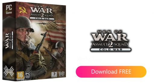 Men of War Assault Squad 2 - Cold War [Cracked] + Crack Only