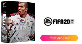 FIFA 20 [Cracked] (FULL UNLOCKED)