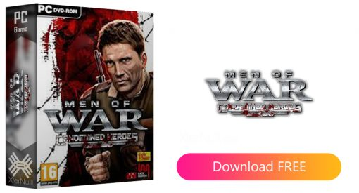 Men of War Condemned Heroes [Cracked] (PROPHET Repack)