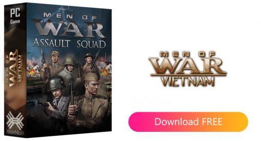 Men of War Vietnam [Cracked] [Cracked] (GoG Repack)