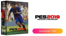PES 2019 [Cracked] (FitGirl Repack) + Crack Only