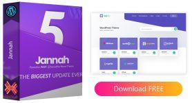 Jannah v5.4.7 WordPress Theme [Nulled]