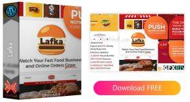 Lafka v3.1.0 WordPress Theme [Nulled]