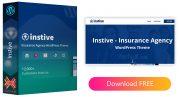 Instive v1.1.8 WordPress Theme [Nulled]
